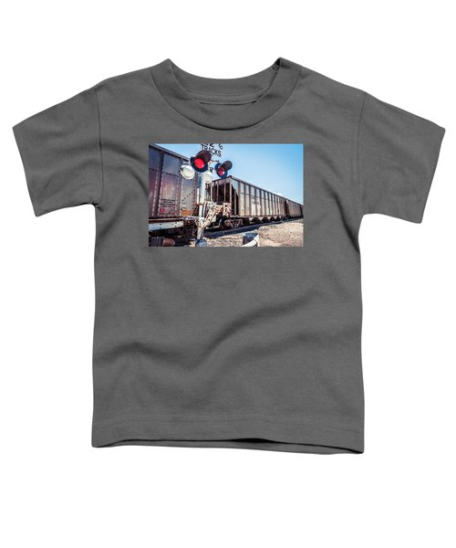 A Long Wait Toddler T-Shirt