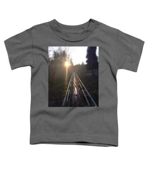 A Path Into The Unknown Toddler T-Shirt
