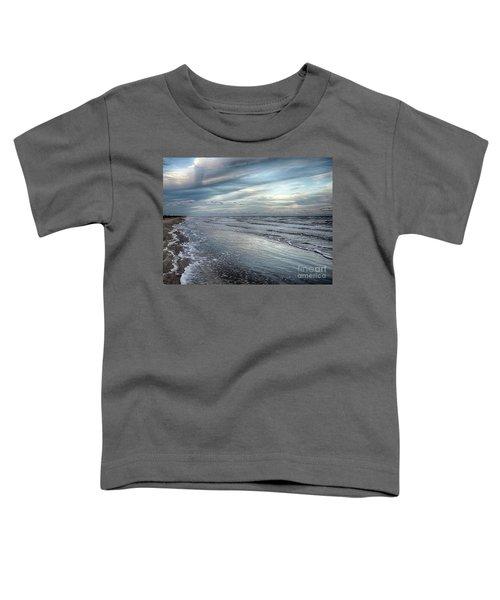A Peaceful Beach Toddler T-Shirt