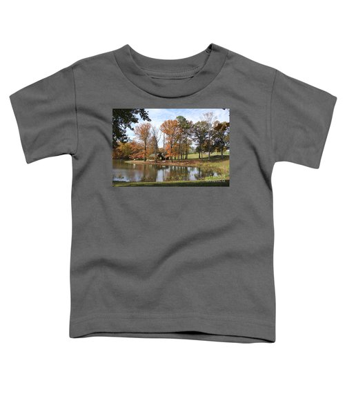 A Peaceful Spot Toddler T-Shirt
