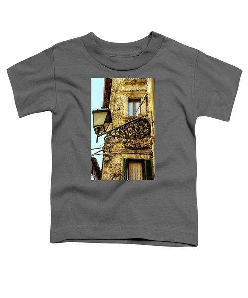 A Piece Of Italy Toddler T-Shirt