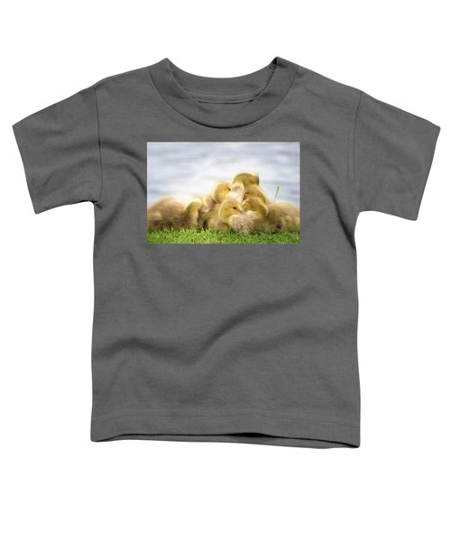 A Pile Of Goslings Toddler T-Shirt