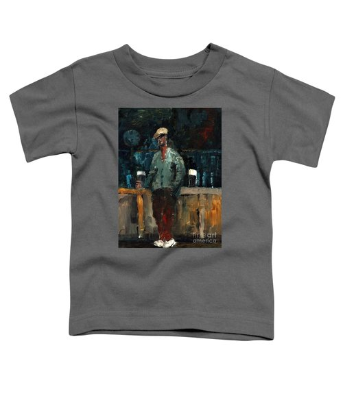 F 772  Holy Hour A Pint And A Spare. Toddler T-Shirt