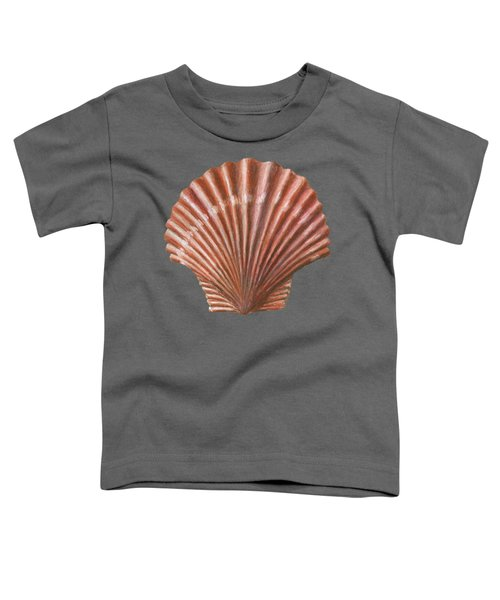 A Quincunx Of Scallop Shells Toddler T-Shirt