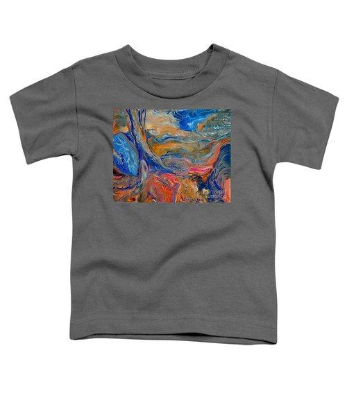 A River Runs Through It Toddler T-Shirt