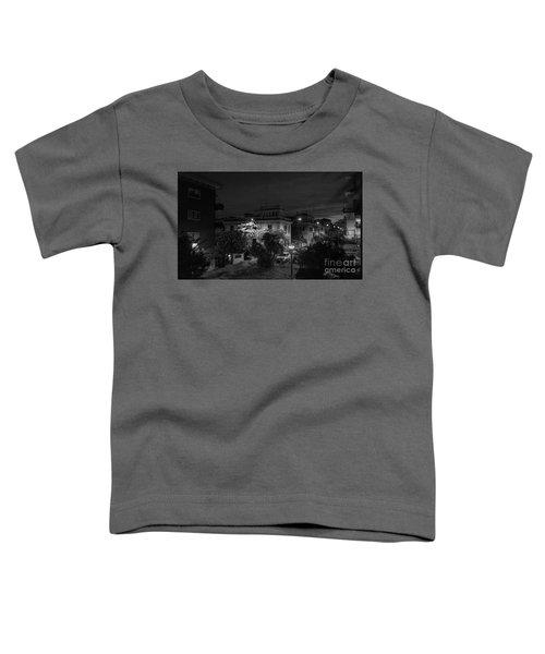 A Roman Street At Night Toddler T-Shirt