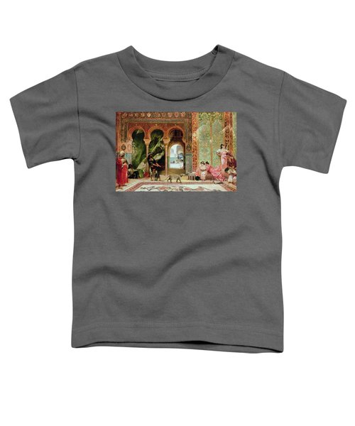 A Royal Palace In Morocco Toddler T-Shirt