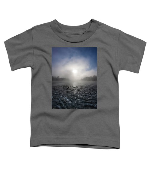 A Rushing River Toddler T-Shirt
