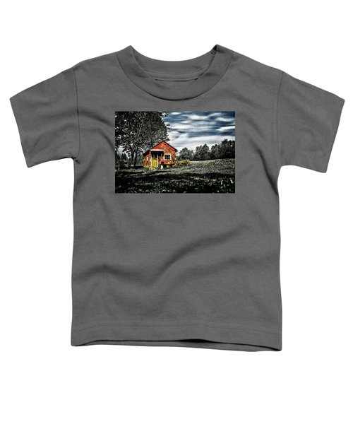 A Ruskin Shed Toddler T-Shirt