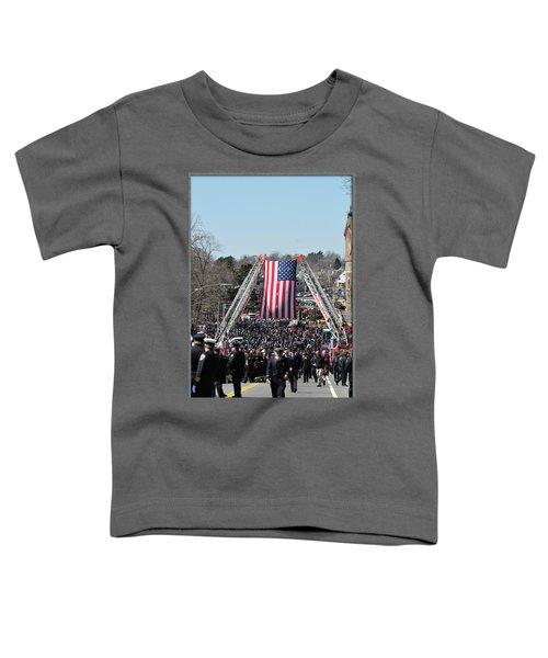A Sad Day. Toddler T-Shirt