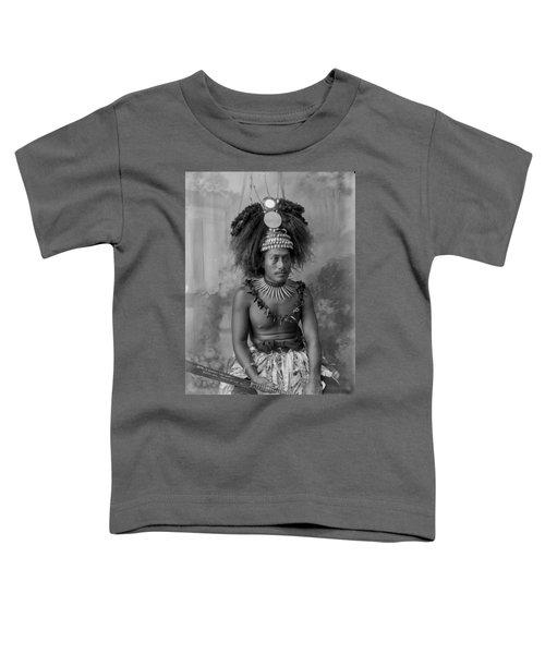 A Samoan High Chief Toddler T-Shirt