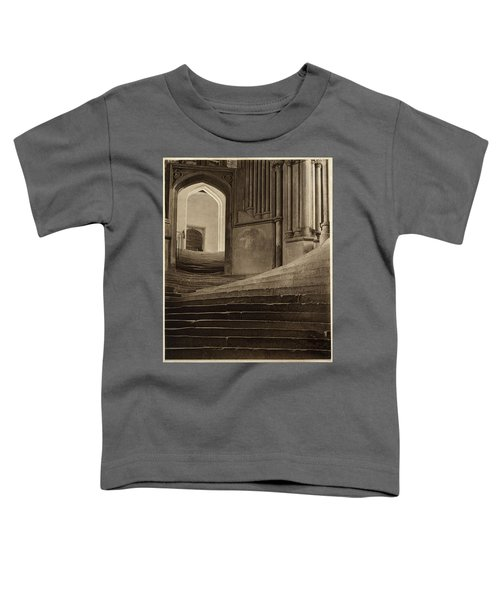 A Sea Of Steps Toddler T-Shirt