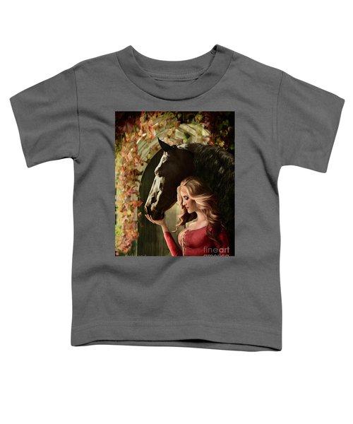 A Secret Passage Toddler T-Shirt