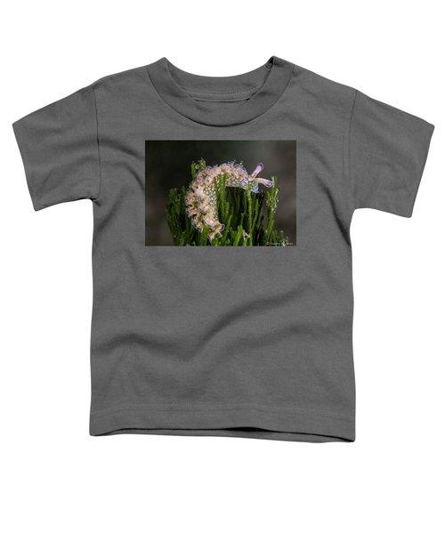 A Skirt Of Ruffles Toddler T-Shirt
