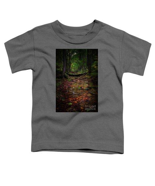 A Spot Of Sunshine Toddler T-Shirt