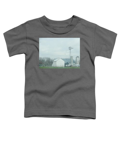 A Storm Moves In Toddler T-Shirt