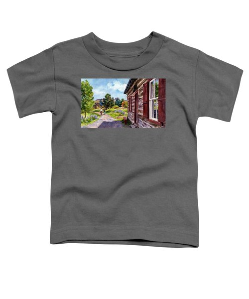 A Stroll Through Time Toddler T-Shirt