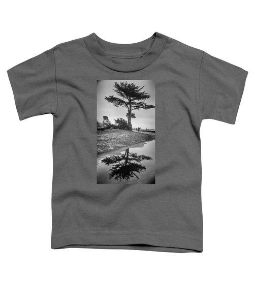A Tree Stands Tall Toddler T-Shirt