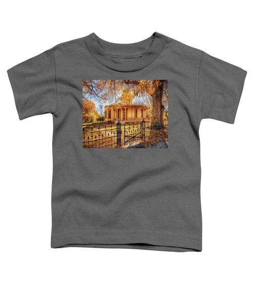 A Victorian Autumn Toddler T-Shirt