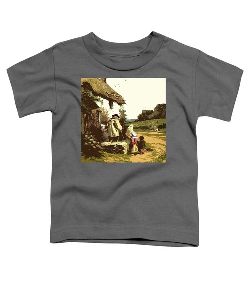 A Walk With The Grand Kids Toddler T-Shirt