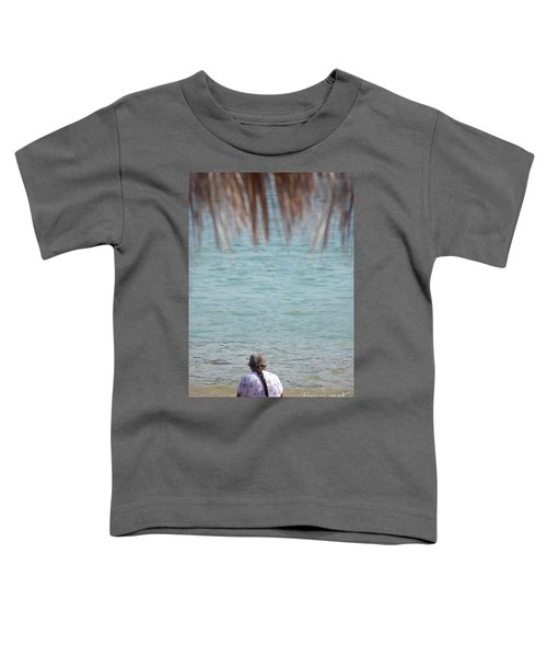 A Window With A View Toddler T-Shirt