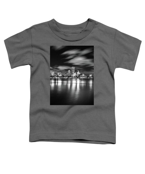 A Windy Night In Boston Toddler T-Shirt