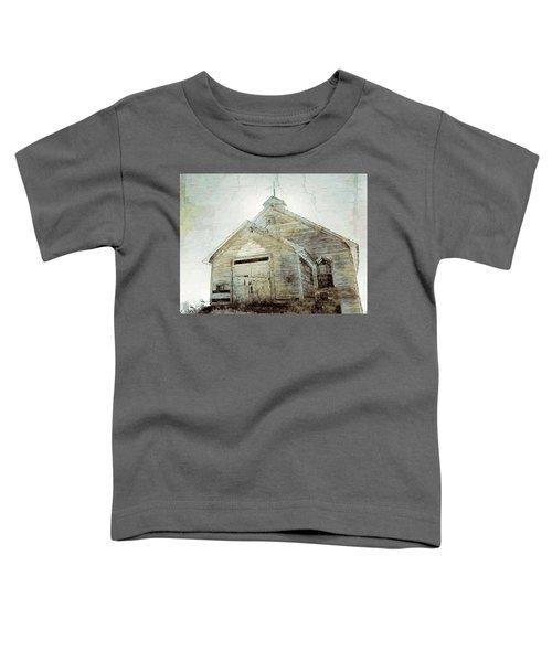 Abandoned Church 1 Toddler T-Shirt