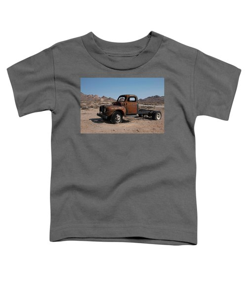 Abandoned In Rhyolite Toddler T-Shirt