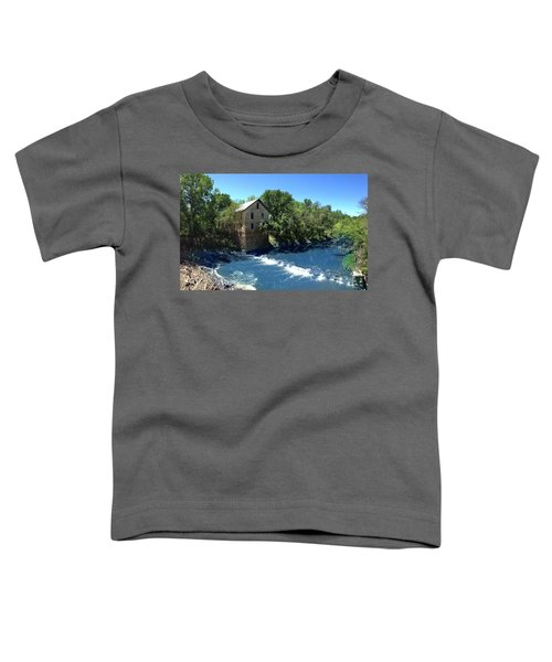 Abandoned Mill At Cedar Point Toddler T-Shirt