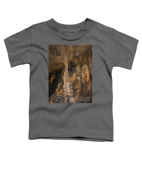 Above And Below In Luray Caverns Toddler T-Shirt