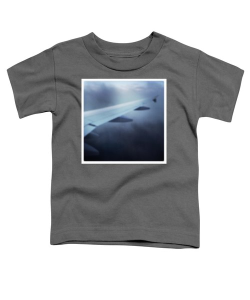Above The Clouds 04 - Dreaming Toddler T-Shirt