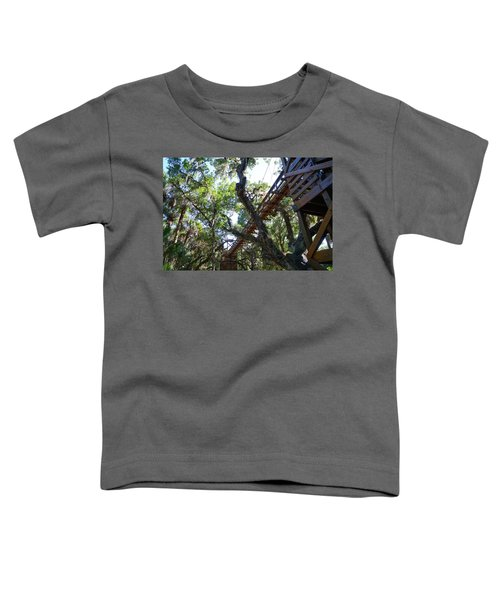 Above The Treeline Toddler T-Shirt