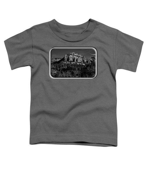 Above The Vortex Bw Toddler T-Shirt