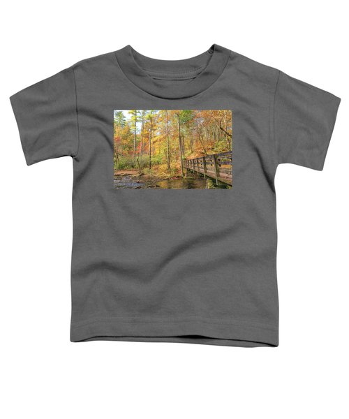 Abrams Falls Trailhead Toddler T-Shirt