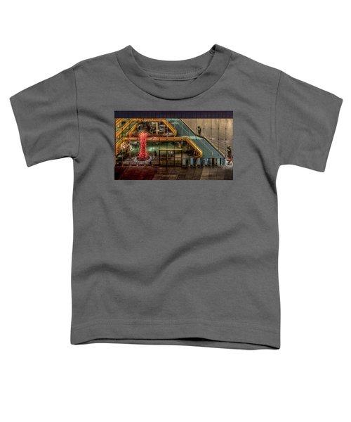 Abravanel Hall Toddler T-Shirt