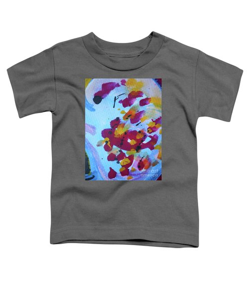 Abstract-6 Toddler T-Shirt
