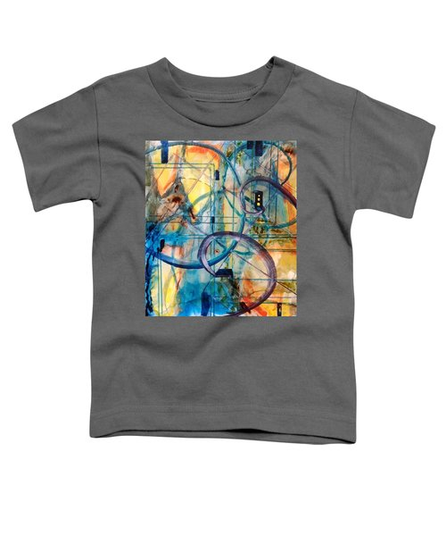 Abstract Appeal Toddler T-Shirt