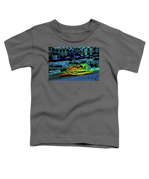 Abstract Carriage Ride Toddler T-Shirt
