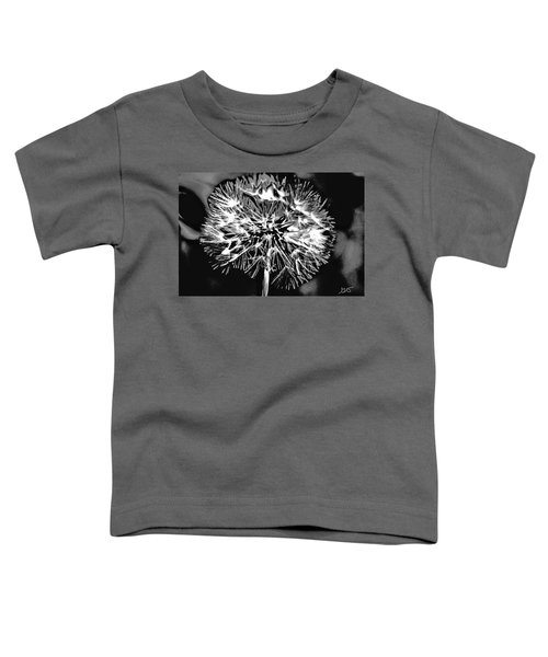 Abstract Dandelion Toddler T-Shirt