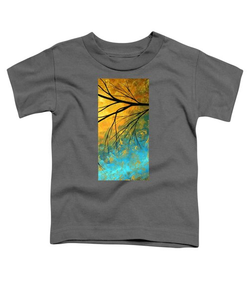 Abstract Landscape Art Passing Beauty 2 Of 5 Toddler T-Shirt