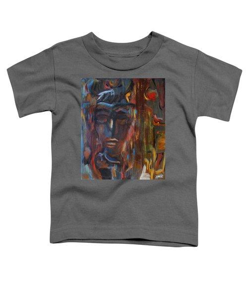 Abstract Man Toddler T-Shirt