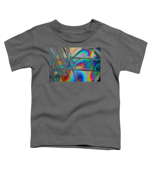 Abstraction In Color 2 Toddler T-Shirt