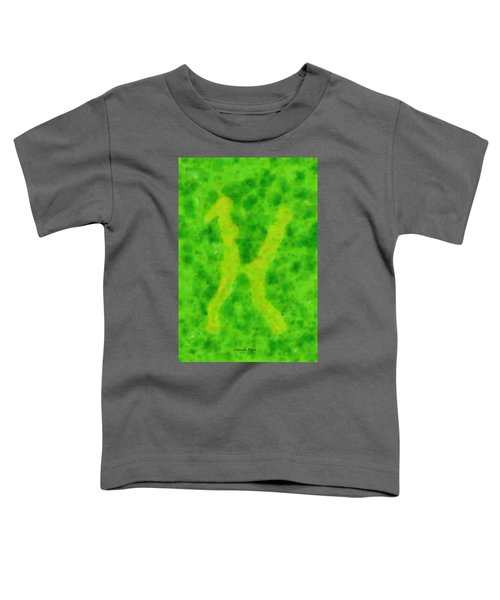 Abstractions H - Pa Toddler T-Shirt