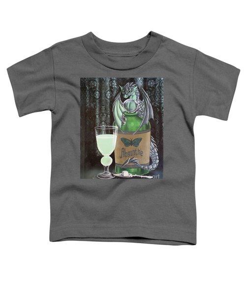 Absinthe Dragon Toddler T-Shirt
