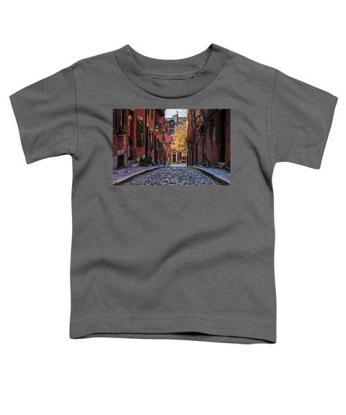 Acorn St. Toddler T-Shirt