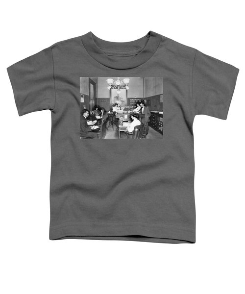 Active Office Interior Toddler T-Shirt