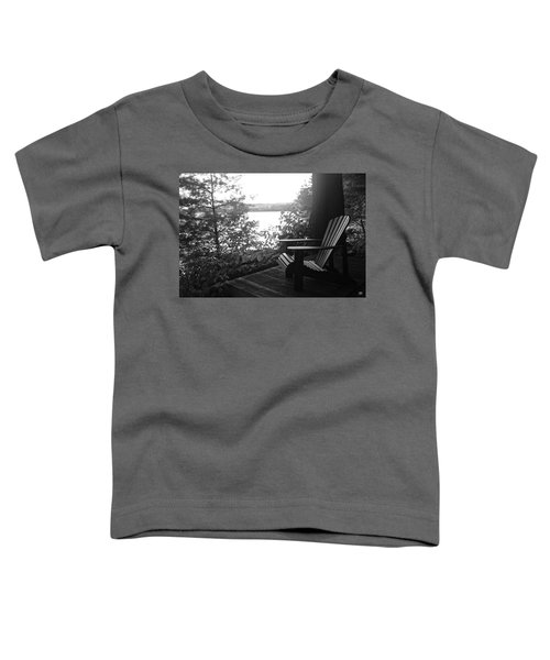 Adirondack In Maine Toddler T-Shirt
