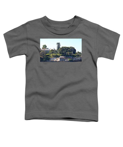 Toddler T-Shirt featuring the photograph Admiralty House by Stephen Mitchell