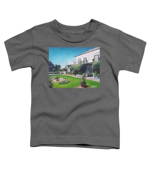 Admiralty House Toddler T-Shirt