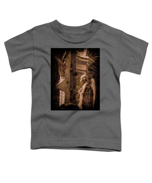 Paris, France - Adoring Angel Toddler T-Shirt